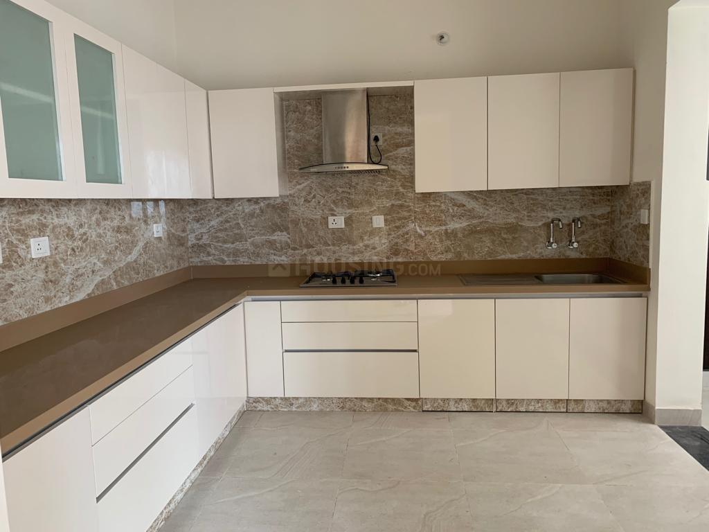 Kitchen Image of 2500 Sq.ft 3 BHK Apartment for rent in J. P. Nagar for 65000
