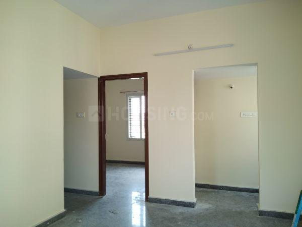 Living Room Image of 560 Sq.ft 1 BHK Independent Floor for rent in Attiguppe for 10000