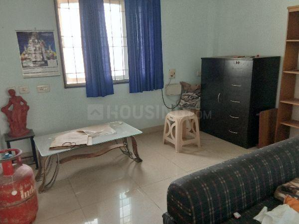 Living Room Image of 1350 Sq.ft 3 BHK Apartment for rent in Thoraipakkam for 25000