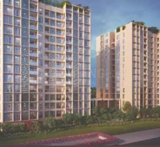Gallery Cover Image of 1398 Sq.ft 3 BHK Apartment for buy in Ecospace Residencia, New Town for 8500000