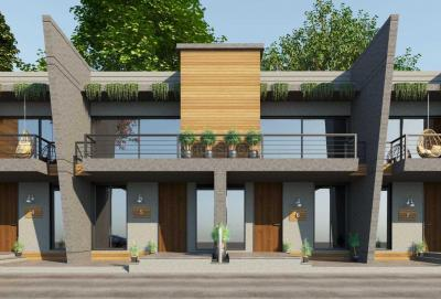 Gallery Cover Image of 1100 Sq.ft 3 BHK Villa for buy in Mograwadi for 3200000