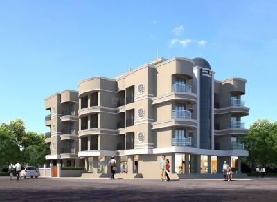 Gallery Cover Image of 650 Sq.ft 1 BHK Apartment for buy in Shelu for 1700000