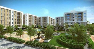 Gallery Cover Image of 1407 Sq.ft 3 BHK Apartment for buy in TVS Peninsula, Manapakkam for 7033593