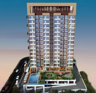 Gallery Cover Image of 1250 Sq.ft 2 BHK Apartment for buy in Sai Proviso Sapphire, Kalamboli for 8000000