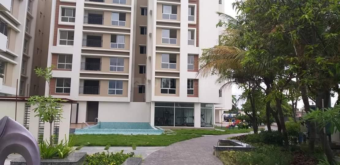 Building Image of 1131 Sq.ft 3 BHK Apartment for rent in Bally for 8500