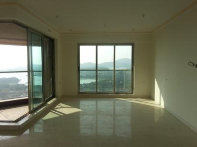Gallery Cover Image of 2470 Sq.ft 3 BHK Apartment for rent in Powai for 140000