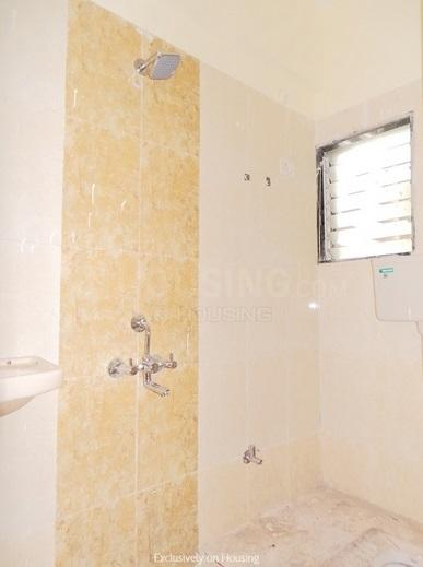Common Bathroom Image of 1100 Sq.ft 2 BHK Apartment for rent in Kamothe for 15000