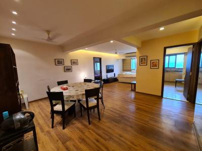 Gallery Cover Image of 1400 Sq.ft 3 BHK Apartment for rent in Worli for 100000