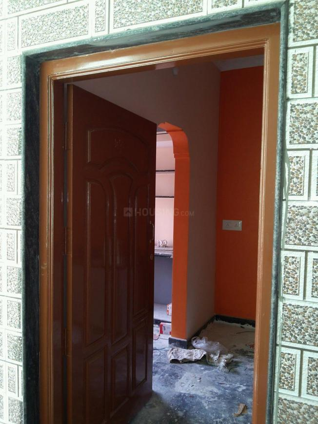 Main Entrance Image of 450 Sq.ft 1 BHK Apartment for rent in Rajajinagar for 9000