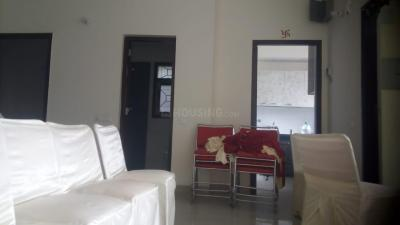 Gallery Cover Image of 1283 Sq.ft 3 BHK Apartment for rent in Wave City for 10500