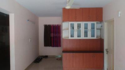 Gallery Cover Image of 1410 Sq.ft 3 BHK Apartment for rent in KMF Purab Manor, Krishnarajapura for 18000