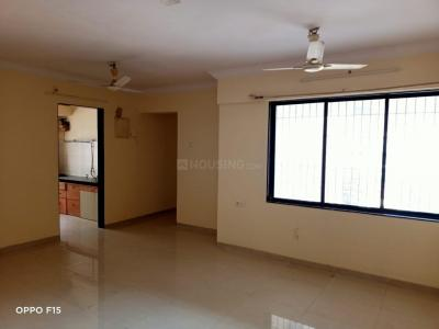 Gallery Cover Image of 1580 Sq.ft 3 BHK Apartment for rent in Vision Globe Heights, Goregaon East for 42000