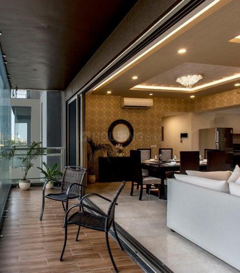 टाटा हाउसिंग प्रिमंती, सेक्टर 72  में 4  खरीदें  के लिए 72 Sq.ft 4 BHK अपार्टमेंट के बालकनी  की तस्वीर