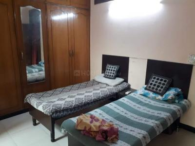 Bedroom Image of Leena PG in Lajpat Nagar
