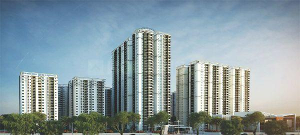 Building Image of 2290 Sq.ft 3 BHK Apartment for buy in SMR Vinay Iconia Phase 2, Serilingampally for 17030000