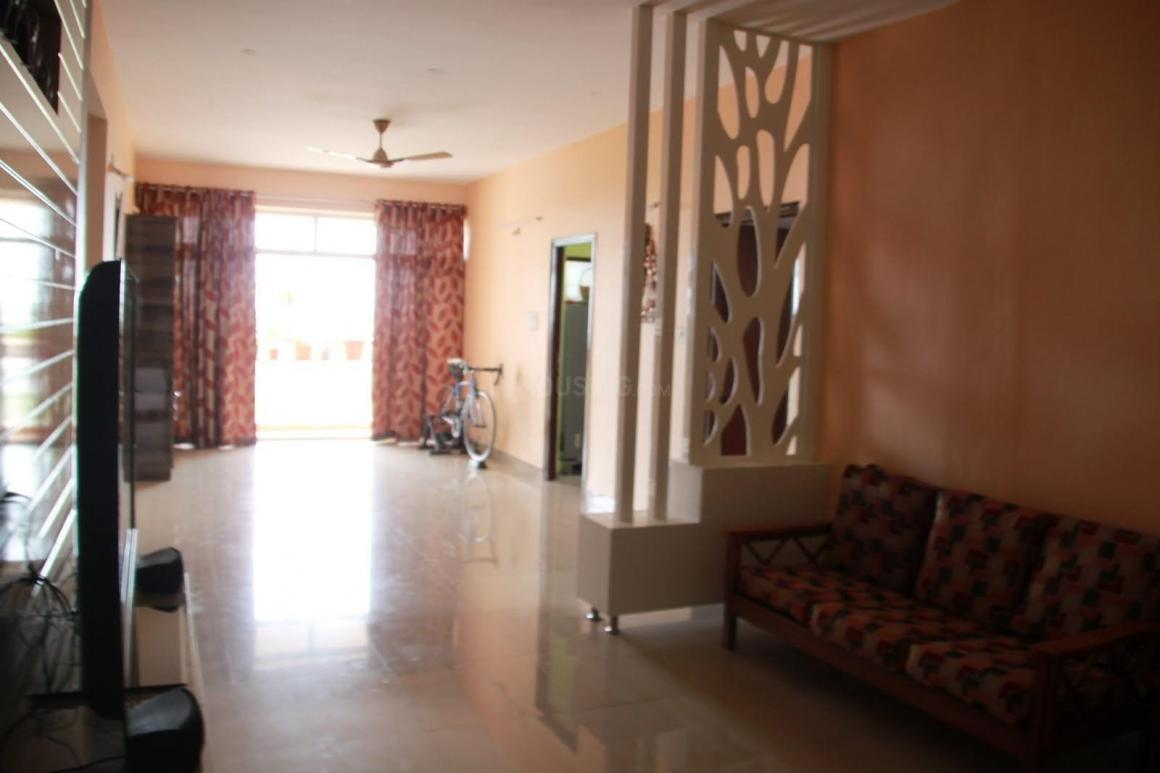 Living Room Image of 1900 Sq.ft 3 BHK Apartment for rent in Nizampet for 28000