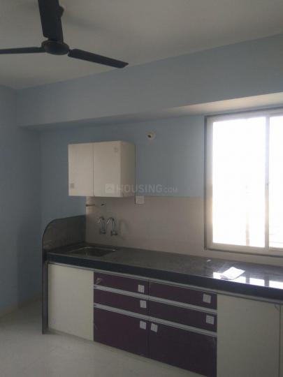 Kitchen Image of 623 Sq.ft 1 BHK Apartment for rent in Kharadi for 15000
