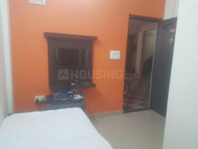 Gallery Cover Image of 256 Sq.ft 1 RK Independent Floor for rent in Murugeshpalya for 8500