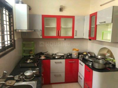 Kitchen Image of Bachelors Adda Men's PG in Porur