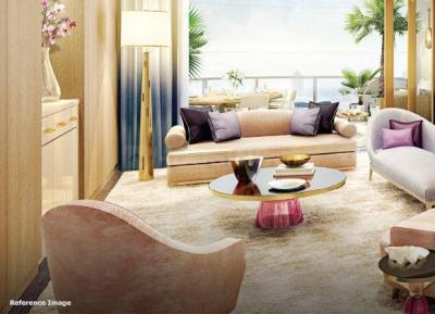 Gallery Cover Image of 1900 Sq.ft 3 BHK Apartment for buy in Worli for 114500000