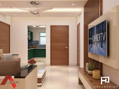 Gallery Cover Image of 1172 Sq.ft 2 BHK Apartment for buy in Amolik Residency, Sector 86 for 4600000
