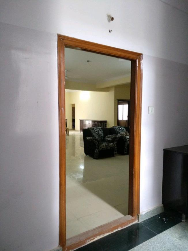 Main Entrance Image of 1650 Sq.ft 3 BHK Apartment for rent in Manikonda for 27000