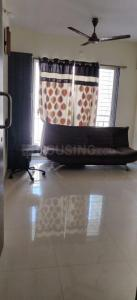 Gallery Cover Image of 650 Sq.ft 1 BHK Apartment for rent in Ulwe for 15000