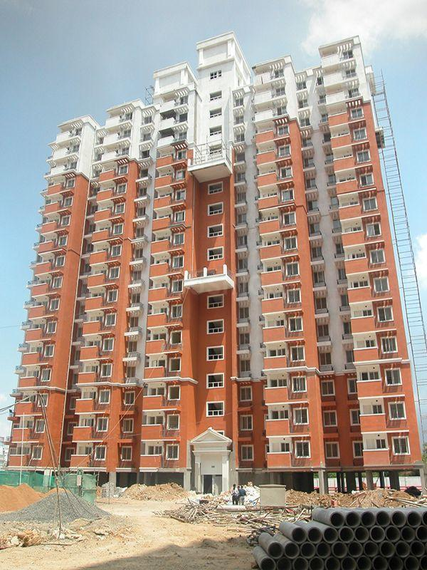 Building Image of 1447 Sq.ft 3 BHK Apartment for rent in Keelma Nagar for 15000