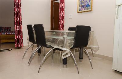 Dining Room Image of B Sakshi Nest Delhi in Patparganj