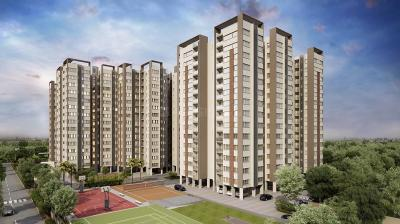 Gallery Cover Image of 1071 Sq.ft 2 BHK Apartment for buy in Arvind Sporcia, Jakkur for 6550000