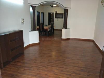 Gallery Cover Image of 1210 Sq.ft 3 BHK Apartment for rent in New Ashok Nagar for 35000