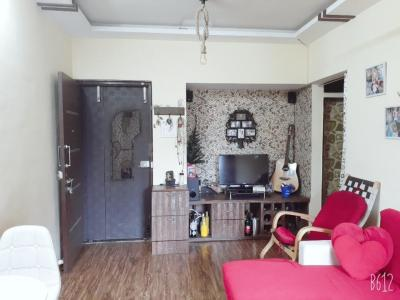 Gallery Cover Image of 485 Sq.ft 1 BHK Apartment for buy in Mira Road East for 6200000