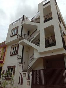 Gallery Cover Image of 1200 Sq.ft 2 BHK Independent Floor for rent in Ramamurthy Nagar for 16000