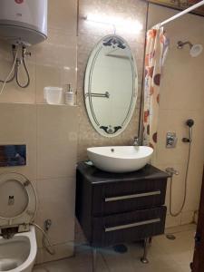 Bathroom Image of Girls PG Accommodation In Malviya Nagar Shivalik in Malviya Nagar