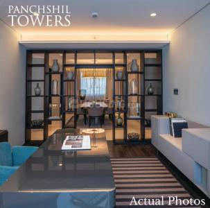 Gallery Cover Image of 5812 Sq.ft 5 BHK Villa for buy in Panchshil T Villa, Kharadi for 58000000