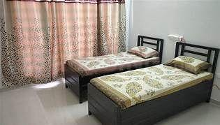 Bedroom Image of Boys/girls P.g in Sector 41