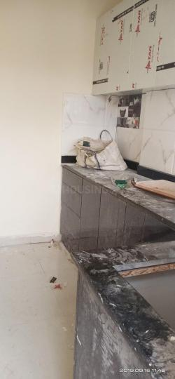 Kitchen Image of 950 Sq.ft 2 BHK Independent Floor for rent in Vibhutipura for 17000
