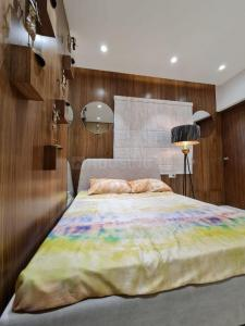 Bedroom Image of 1039 Sq.ft 3 BHK Apartment for buy in Urbanrise Spring Is In The Air, Aminpur for 4623550