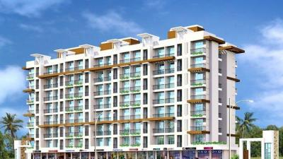 Gallery Cover Image of 650 Sq.ft 1 BHK Apartment for buy in Salangpur Salasar Aashirwad, Mira Road East for 5400000