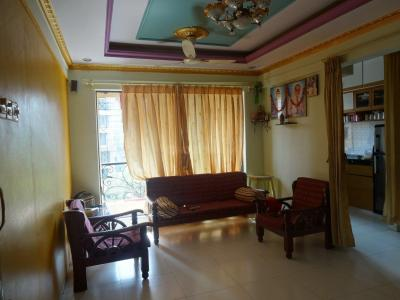 Gallery Cover Image of 882 Sq.ft 1 BHK Apartment for buy in Sai Developers Pushyadanth, Kharghar for 4600000