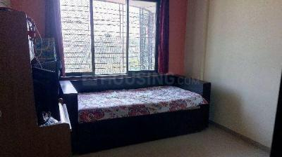 Gallery Cover Image of 600 Sq.ft 1 BHK Apartment for buy in Silver Presidency, Kandivali West for 9500000