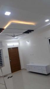 Gallery Cover Image of 1300 Sq.ft 3 BHK Apartment for rent in Janashri Pearl Crest, Puppalaguda for 25000