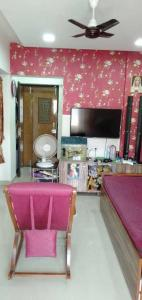 Gallery Cover Image of 350 Sq.ft 1 RK Apartment for buy in Krishna CHS, Vasai West for 2300000