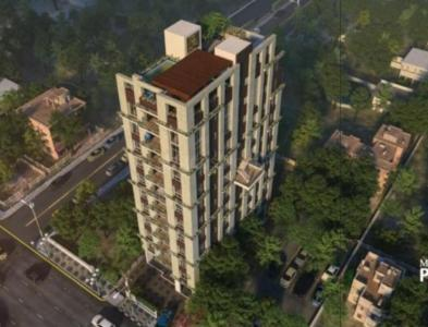 Gallery Cover Image of 728 Sq.ft 2 BHK Apartment for buy in New Alipore for 6115200