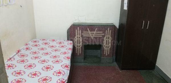 जीटीबी नगर में ड्रीम होम पीजी में बेडरूम की तस्वीर