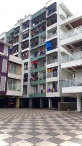 Gallery Cover Image of 395 Sq.ft 1 RK Apartment for buy in Moraya Builders Rajaram Residency, Mhatre Nagar for 2800000