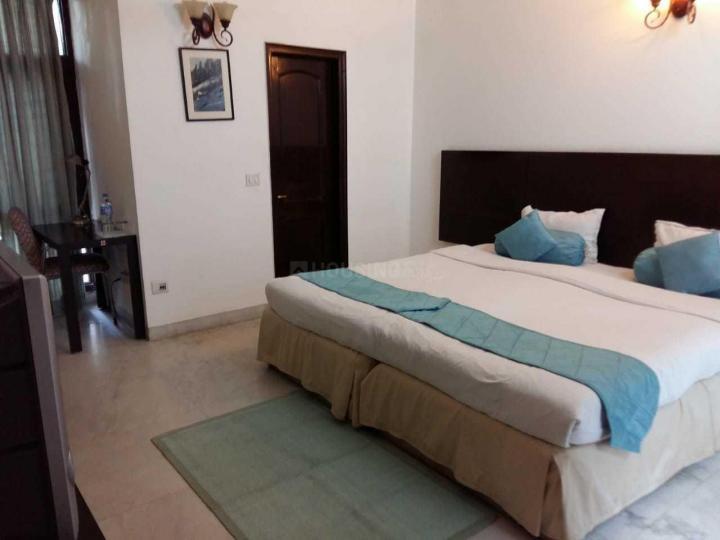 Bedroom Image of Bhandari PG in Greater Kailash