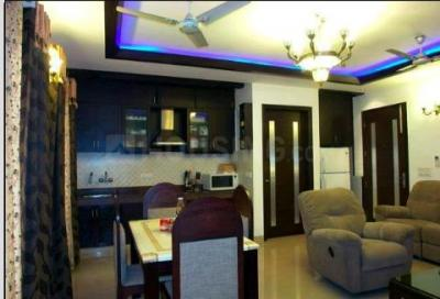Gallery Cover Image of 1800 Sq.ft 2 BHK Independent Floor for rent in Jangpura for 75000