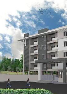 Gallery Cover Image of 1113 Sq.ft 2 BHK Apartment for buy in Saritha Fortune, Munnekollal for 7189725