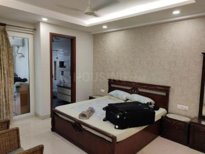 Gallery Cover Image of 2700 Sq.ft 2 BHK Independent Floor for rent in Chirag Dilli for 45000